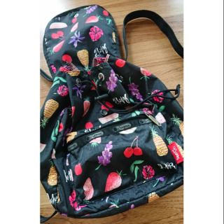 Lesportsac รุ่น love me mini backpack ม