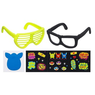 Furby Frames Yellow Black