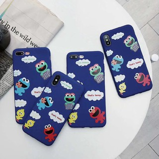 Review Samsung Note9/Note8/S9/S9plus/S8/s8p/s7/s7e/s6 Funny Catoon Soft Case