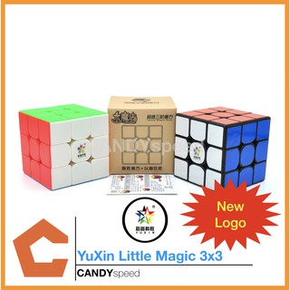 The best รูบิค Yuxin Little Magic 3x3 - New Logo