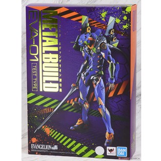 MB Evangelion Unit-01 Test Type BANDAI TAMASHII 4573102550408