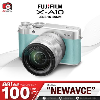 Fujifilm X-A10 kit 16-50 mm. **เมนูไทย  [รับประกัน 1 ปี By AVcenter