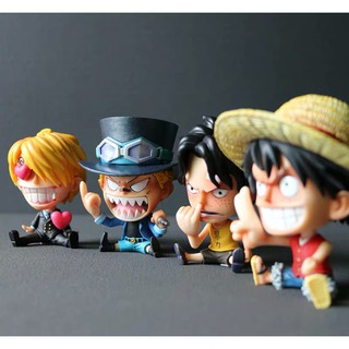 Review โมเดลวันพีช One Piece Pop ฟิกเกอร์ model PVC Action Figures Model (chinese version)