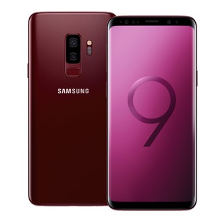 Review Samsung Galaxy S9+ - Burgundy Red