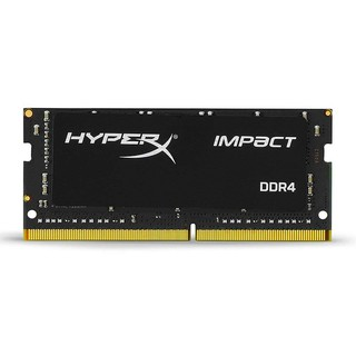 8GB (8GBx1) DDR4/2666 RAM NOTEBOOK (แรมโน้ตบุ๊ค) KINGSTON HyperX IMPACT (HX426S15IB2/8) Warran