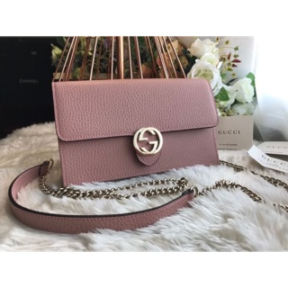 Review GG Interlocking G Chain Wallet