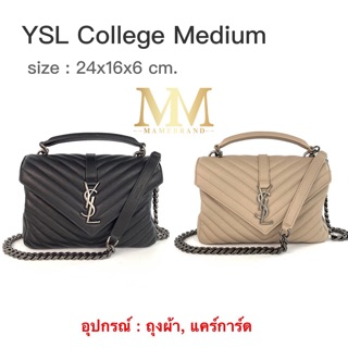 Review New ysl medium college