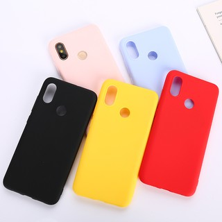 Review Xiaomi Redmi Note 5 4A 4X 6A Note 7 S2 5 Plus 5A Slim Thin Soft TPU Candy Color Silicon Gel Case Cover