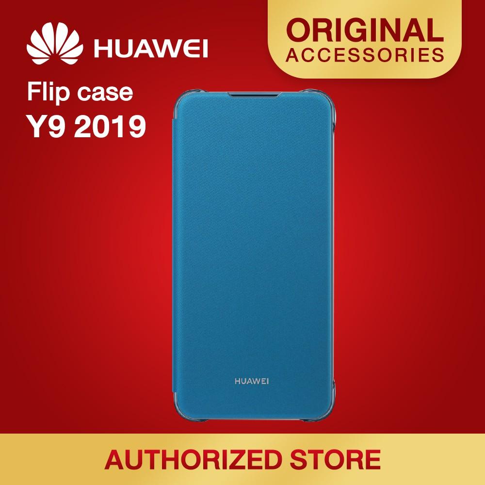 Huawei Flip case Y9 2019 มีให้เลือก 2 สี