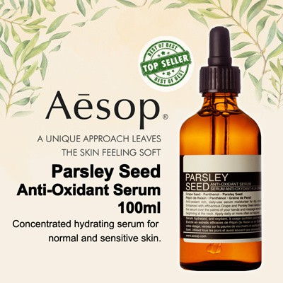 Image # <br /> <b>Notice</b>:  Undefined variable: number in <b>/home/thepatrolstroll.org/public_html/product.php</b> on line <b>94</b><br />  of The best Aesop Parsley Seed Anti-Oxidant Serum 100ml