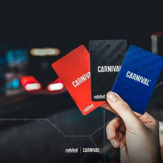 CARNIVAL™ x Rabbit Card 2nd Collection
