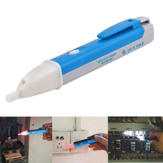 Review 【Sd-China】 90-1000V Electric LED Light Voltage Alert Pen