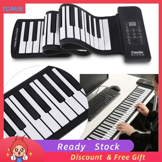 The best 61-Keys Flexible Electronic Digital Music Keyboard Piano