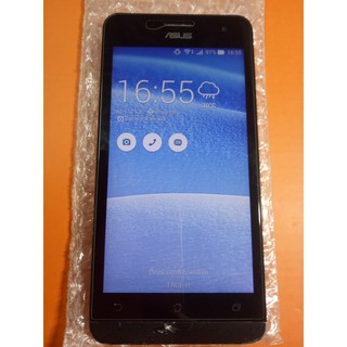 Review ASUS ZenFone 5 (A501CG) T00J Ram 2 Rom 16 GB ฝาหลังสีขาว