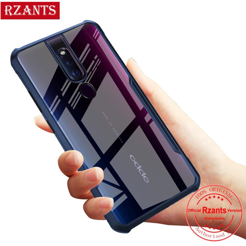 Review For OPPO F11 Pro / F11 / OPPO K3 เคส Case Clear Back +TPU Edge เคสโทรศัพท์ ShockProof Slim Thin เคสมือถือ Cover