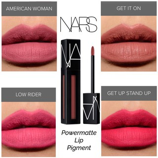 Review NARS Powermatte Lip Pigment 5.5ml (In Box)