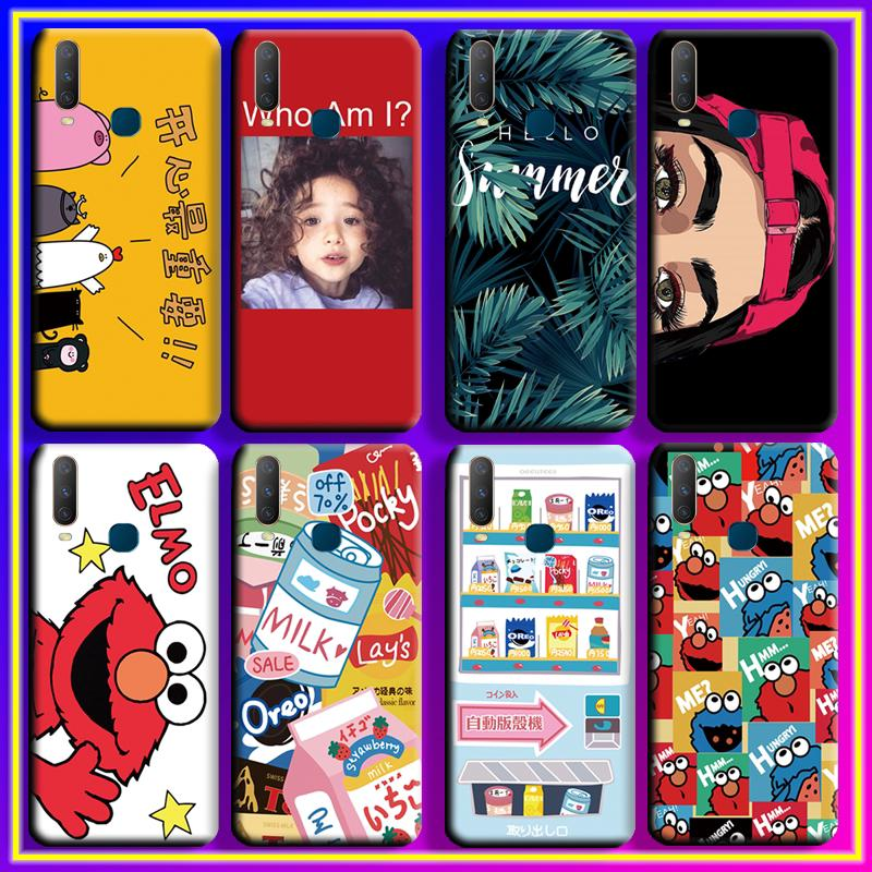 Review เคสโทรศัพท์ Vivo Y17 Phone Case Soft TPU Cartoon Matte vivoy17 Cover ♥ Readystock