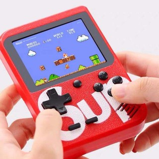 400 in 1 Game SUP Game boy เกมบอย เรโทร Portable Handheld Video