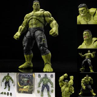 ฟิกเกอร์ Marvel The Avengers Infinity War SHF Hulk Bruce