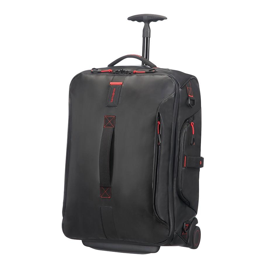 SAMSONITE กระเป๋าเป้ กันน้ำ มีล้อลาก รุ่น PARADIVER LIGHT DUFFLE/WH 55/20 BACKPACK