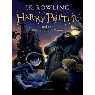 Asiabooks หนังสือ HARRY POTTER AND THE PHILOSOPHER'S STONE (REI