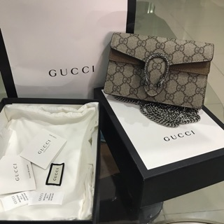 Review Gucci dionysus super mini