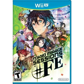Review Wii U Tokyo Mirage Sessions #FE (US)