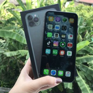 Review Iphone 11Pro Max 64GB