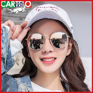 Cartier crocodile 2020 sunshade UV protection sun glasses unisex driving toad sunglasses goggles