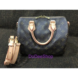 Review มือสอง Used LV Speedy 25