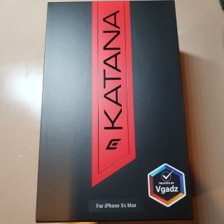 Review Element Case Katana for Iphone xs max