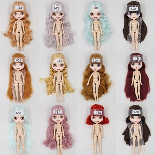 Blythe doll /icY doll ตุ๊กตาบลายธ์ joint body special price Neo blythe ตุ๊กตา clean warehouse doll only one doll per modle