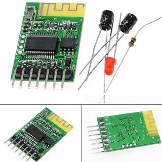 Review 5v Bluetooth Module Audio Stereo Template Amplifier DIY Power Modified