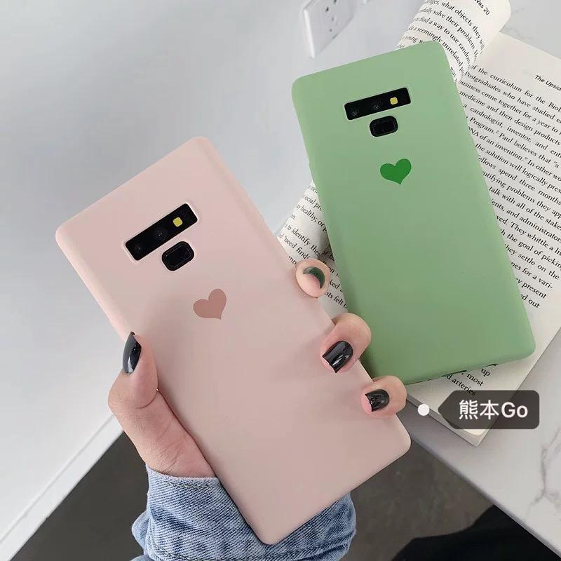 Review Samsung S10 S10Plus Note 9 / NOTE8 / S8 P / S9 P Small Love Soft Case