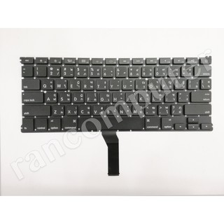 KEYBOARD APPLE KEYBOARD APPLE คีย์บอร์ด Macbook Air A1369 A1466 13inc (ภาษ