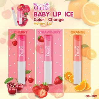 Review Obuse Baby Lip Ice