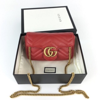 Review Gucci GG marmont super mini ราคารูดผ่อน 0%