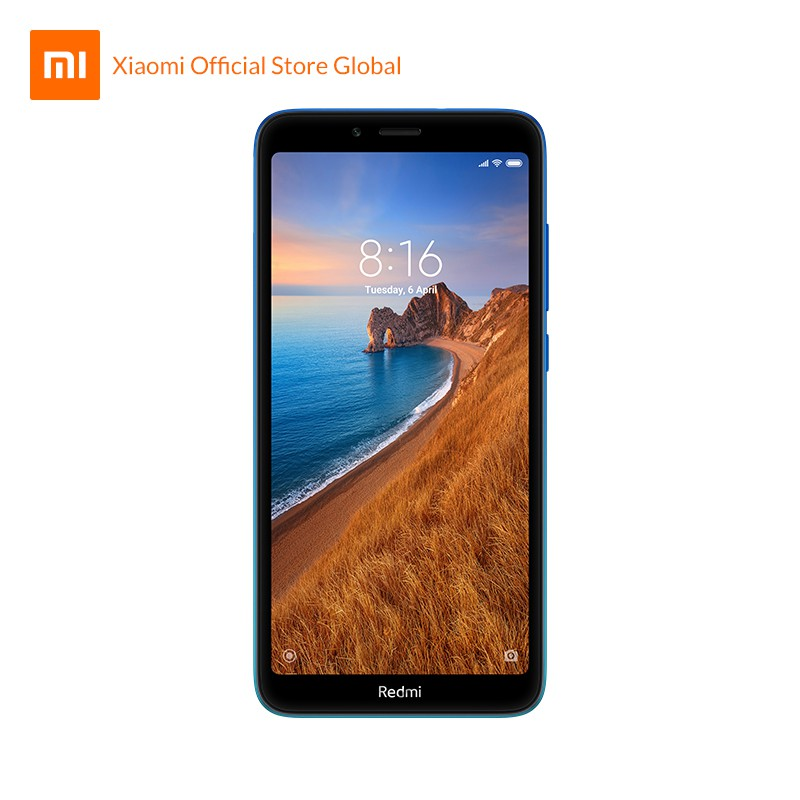 Xiaomi Redmi 7A (2+32GB) Global Version 15 Months Thailand Official Warranty #5