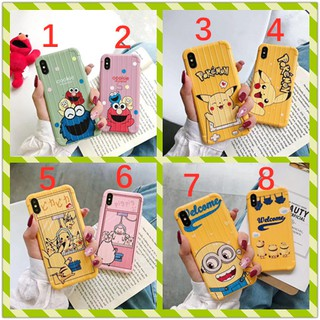 Review Vivo V9 Y95 Y93 Z3 Y91 Y85 y97 Y71 Y81 v5LITE OPPO A3S F9 A7 F11 A9 AX5S f5 Cute cartoon Soft TPU Phone Case Cover Shell