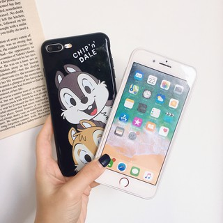 Review Matte Soft TPU Case Cover VIVO Y71 Y75 Y79 Y83 Y85 Y97 V7 Plus V9 Cute Cartoon Squirrel Casing