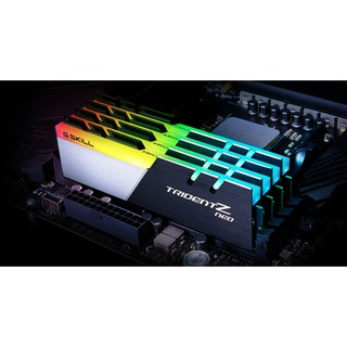 G.Skill Trident Z Neo 16Gb(8x2Gb) DDR4 Memory Optimized for AMD Ryzen3000 (3200,3600Mhz)