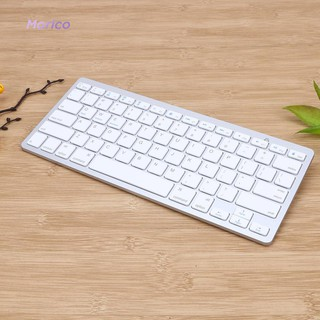 ✿MA✿Wireless Keyboard Bluetooth 3.0 Apple Pad Mac Comput