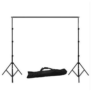 Review โค้ด __(GIFT30) ลด 30% Photography Heavy Duty 2.6x3m Photo Studio Backdrop Background Support Stand Kit