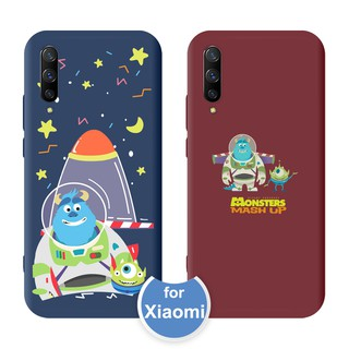 Review Xiaomi Redmi Note 6 7 Pro Redmi 6A Xiomi Mi8 Mi 9 Mi9 Explorer Monsters University Soft TPU Case