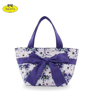 NaRaYa Patterned Handbag Daisy Colle
