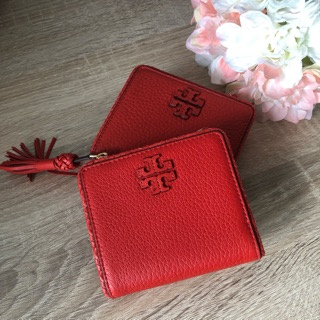 Review Tory Burch Taylor Mini Wallet 52722