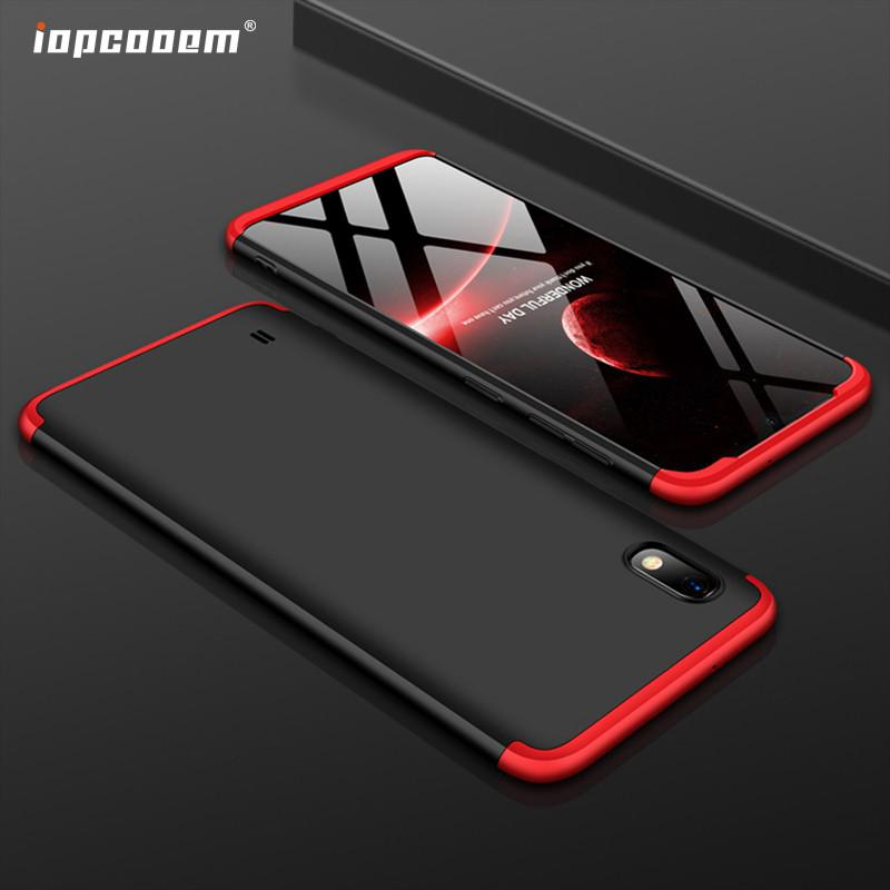 Review Samsung Galaxy A10 A 10 Case 360 Full Protection Hybrid Back Cover