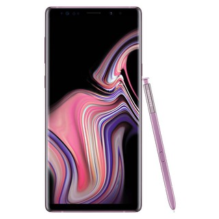 Review Samsung Smartphone Galaxy Note 9 Purple