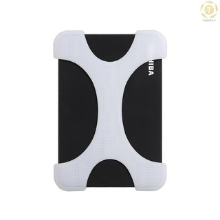 【TOTO】 2.5inch HDD Silicone Case Hard Drive Disk Cover Protector Skin Ultra Soft 2.5