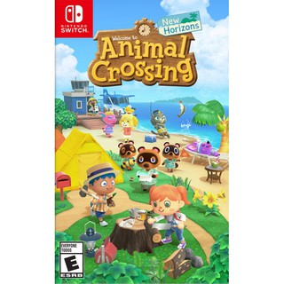 nintendo switch animal crossing ( englis + a